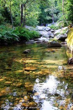 Descubriendo Garganta la Olla en (Extremadura) y su entorno natural... Spain