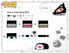 How to make Maki