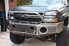 My custom Bumper build - Page 2 - Diesel Place : Chevrolet and GMC Diesel Truck Forums