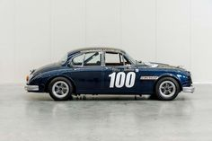 1962 JAGUAR MKII 3.8 LITRE MANUAL RACING CAR - Price Estimate ...