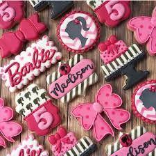 Resultado de imagen para fiesta tematica de barbie