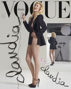 Vogue Italia enlists supermodels Claudia Schiffer and Stephanie Seymour to star on the covers of their August 2019 edition captured by fashion photographer Collier Schorr Vogue Covers, Vogue Magazine Covers, Fashion Magazine Cover, Fashion Cover, Stephanie Seymour, Claudia Schiffer, Fashion Editor, Editorial Fashion, Fashion Models