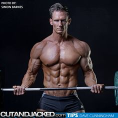 10 Tips: How To Build A Fitness Model Physique | CutAndJacked.com