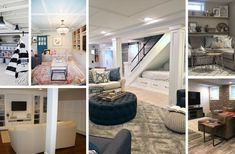 16 Amazing Ideas to Give Your Basement a Stylish New Look
