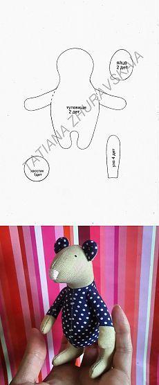 Куклы Тильда. Мастер-классы. Обучение с нуля Tooth Mouse, Baba, Stuffed Toys, Doll Crafts, Snoopy, Patterns, Rose, Mini, Animals