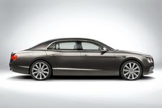 What's special about the side of the 2013 Bentley Flying Spur? - New Bentley Flying Spur goes after S-Class Luxury Car Rental, Best Luxury Cars, Bentley Continental, New Bentley, Bentley Rolls Royce, Bentley Flying Spur, Bentley Motors, Car Rental Company, Mens Toys