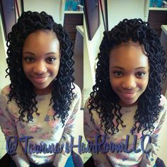 Pin by Tawana's Hair Room LLC on Tawana Hair Style in 2019 little girl crochet hair styles - Hair Style Girl Crochet Braids Hairstyles For Kids, Crochet Braids For Kids, Natural Hairstyles For Kids, Ethnic Hairstyles, Kids Braided Hairstyles, Teen Hairstyles, Little Girl Hairstyles, Crochet Hair Styles, Natural Hair Styles