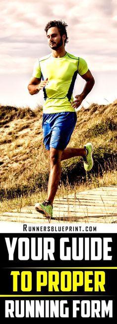 23 best Proper Running Form images on Pinterest Running, Exercises