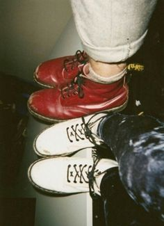 Dr. Martens Pinned by #rollerpop