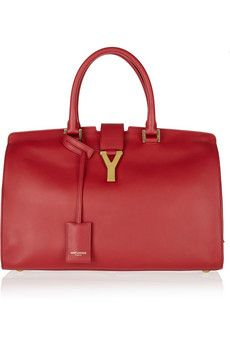 3768f99b26df Saint Laurent - Cabas Classique Y medium leather tote
