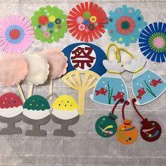「夏祭り 飾り」の画像検索結果