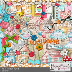 My lil' sweet home by Sugary Fancy