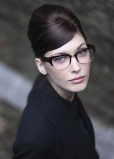 ee95911a76 Eyeglasses can serve as a fun fashion accessory. They are easy to rotate  according to season