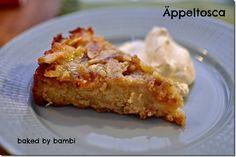 Himmelsk äppeltosca | Bambi | Bloglovin