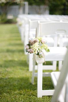 Mason jar themed wedding?