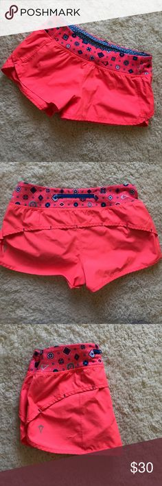 *IVIVVA RUNNING SHORTS* --NEVER WORN --very comfy and flexible --Ivivva brand --fits young girls Ivivva Shorts