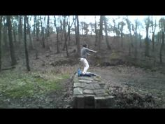 Dancing #Dragon : 5.2. 2016 Training in forest -  Adam Michal