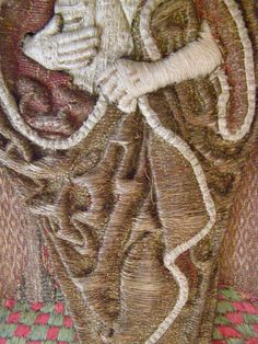 Embroidered chasuble, end of 15th century  brocade, gold and silver threads   provenance: St Elizabeth Cathedral, Košice, Slovakia