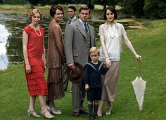Downton Abbey Series Finale Recap: Edith Marries; Anna Has Her Baby