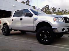Ford F-150s