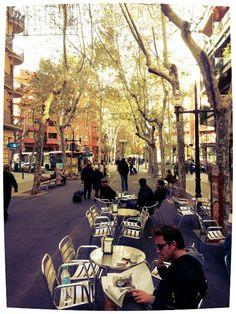 Rambla Poble Nou, Barcelona