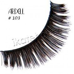 Ardell Fashion Strip Eyelashes #103 Ardell Eyelashes, Fashion Jewelry, Cosmetics, Makeup, Beauty, Maquillaje, Beleza, Maquiagem, Beauty Products