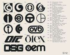 O-12 / World of Logotypes