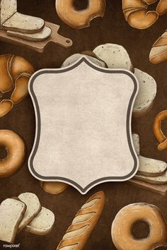 Food Background Wallpapers, Food Backgrounds, Baking Pans, Bread Baking, Comida Delivery, Baking Wallpaper, Baking Logo Design, Bread Shop, Food Banner