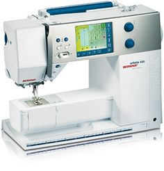 artista 630  The Versatile Expertise   The artista 630 is a highly developed sewing computer with a comprehensive range of utility and decorative stitch patterns.