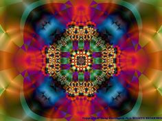 Amazing Seattle Fractals - 2010 Fractal Art Gallery II