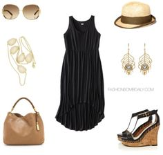 Curvy Girl Style Inspiration What to Wear to a Family Reunion 2