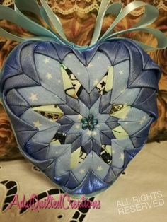 Check out this item in my Etsy shop https://www.etsy.com/listing/511185829/boys-nursery-decor-blue-heart-ornament