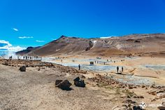 Hverir, Iceland - All about lake Myvatn's geothermal area