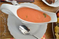 Béchamel piquante à la tomate et cornichons facile à faire !