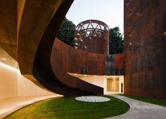 Nieto Sobejano Arquitectos .Museo Interactivo de la Historia de Lugo (4)
