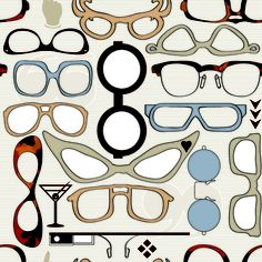 have you seen my glasses by Motyka care design care health care poster care products care routine care dark circles care logo care skin care tips care vision Glasses Shop, Cool Glasses, Eye Glasses, Gift Shop Displays, Glasses For Round Faces, Vintage Medical, Care Logo, Eye Art, Pictures To Paint