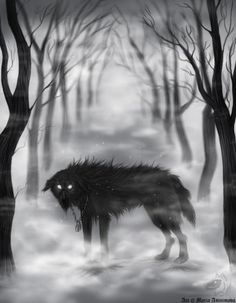 black shuck - Google Search