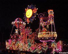 Dream Lights Parade, Tokyo Disneyland