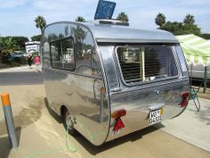 See My Vintage Glamping Trailer Gallery