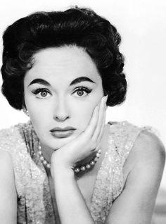 ♥ Old Hollywood ♥ • mildredsfierce:   Ann Blyth, 1957.