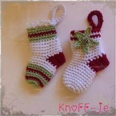 KnoFF-je : Kerstsokjes.