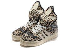 Adidas Originals Metro Attitude Fashion W Leopard White Shoes