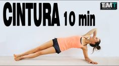 CINTURA y Abdominales en 10 min | Día 8 Cuerpo Perfecto en 4 semanas