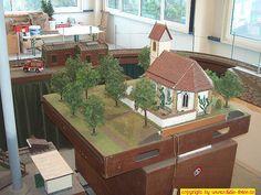 """Ausstellung """"Club der LGB-Freunde Rhein/Sieg"""" in Meckenheim am 19. + 20. März 2005: Kapelle"""