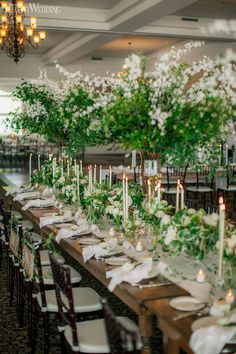 La Tavola Fine Linen Rental: Hemstitch White Table Runners and Napkins | Photography: Clane Gessel Photography, Coordination: Sealed With A Kiss Events, Floral Design: BLOOM Floral & Events, Venue: Bay Harbor Yacht Club, Rentals: A Touch of Whimsy Events