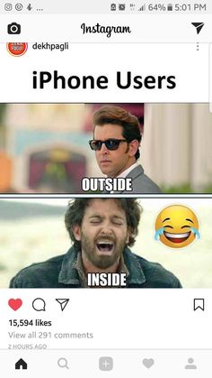 Hrithik Roshan Funny Images - Funny Indian Celebrity Picture - Oh Yaaro Funny School Jokes, Some Funny Jokes, Crazy Funny Memes, Hilarious Memes, Funny Facts, Funniest Memes, Funny Stuff, True Facts, Funny Pins