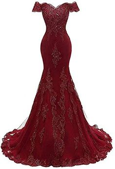 online shopping for Lily Wedding Womens Off Shoulder Lace Prom Dresses 2018 Long Mermaid Evening Party Dress Train from top store. See new offer for Lily Wedding Womens Off Shoulder Lace Prom Dresses 2018 Long Mermaid Evening Party Dress Train Mermaid Prom Dresses Lace, Prom Dresses 2018, Long Prom Gowns, Prom Dresses With Sleeves, Formal Gowns, Lace Dress, Maxi Dresses, Lace Mermaid, Dress Long