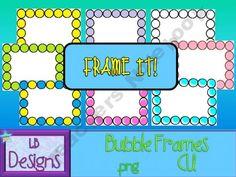 Bubble Frames