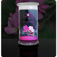 Sweet Pea Candle love candles! Ordered this today! Gifts flowers, b&b, like diamond candles, jewelry, home decor, presents