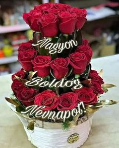 Name Day, Happy Birthday, Red Roses, Hilarious Animals, Saint Name Day, Happy Aniversary, Happy B Day, Happy Birth Day